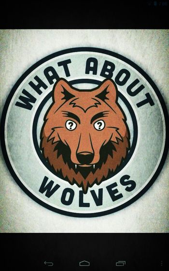 What About Wolvesd logo! My BAND Logo