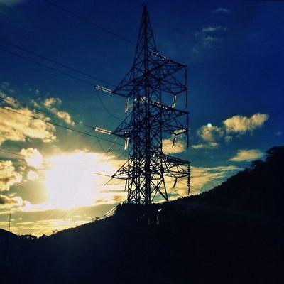 ⚡⚡⚡⚡Eletric Power Transmission ⚡ Electrical Power ⚡ Eletric Energy ⚡ Energy ⚡ Power ⚡ Eletricity ⚡⚡⚡⚡☀Good Eletric Morning Igersland ! Purehipstamatic