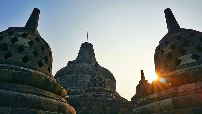 Borobudur Sunrise Sunrise_Collection INDONESIA Yogjakarta Trip Traveling Travel Travel Photography Temple
