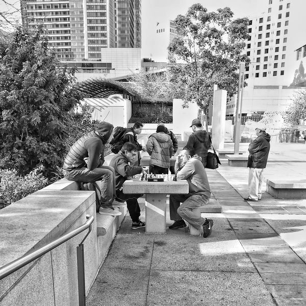 Black And White Black And White Photography Bw California Cellphone Cityscape Mobile Photography Monochrome Outdoors Samsung Galaxy S III San Francisco SF Snapseed Urban