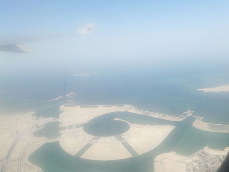 Hanging Out Check This Out AirPlane ✈ The Tourist Island Manmade Beautiful Man-made Structure View From Above View From An Airplane