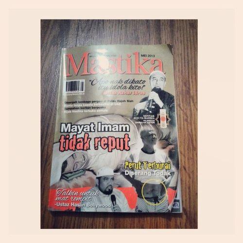 Nowreading Mastika2014 edisi bulan Mei Bored