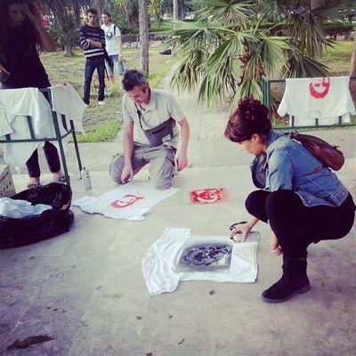 Atelier tshirts FreeJabeur