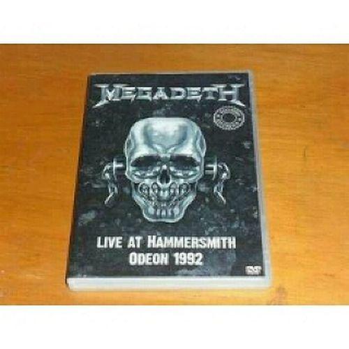 Megadeth-Love at Hammersmith Odeon 1992,Countdown to Extinction´s Tour Megadeath Countdowntoextinction Hammersmithodeon Live1992 Headbanger heavymetal