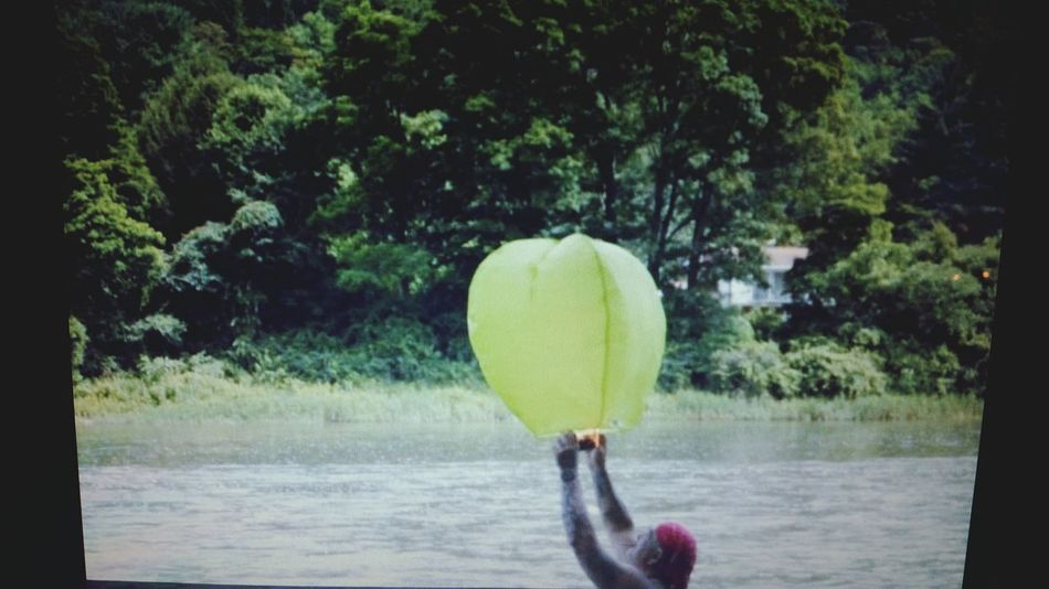 Lifestyles Leisure Activity Real People Nature Allegheny National Forest Allegheny River Paper Lanterns One Man Only Camping Life