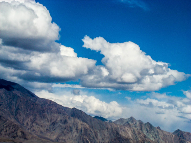 Beauty In Nature Cloud - Sky Cumulus Cloud Day Landscape Mountain Nature No People Outdoors Scenics Sky Tranquility