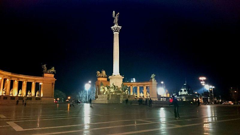 HősökTere Budapest First Eyeem Photo