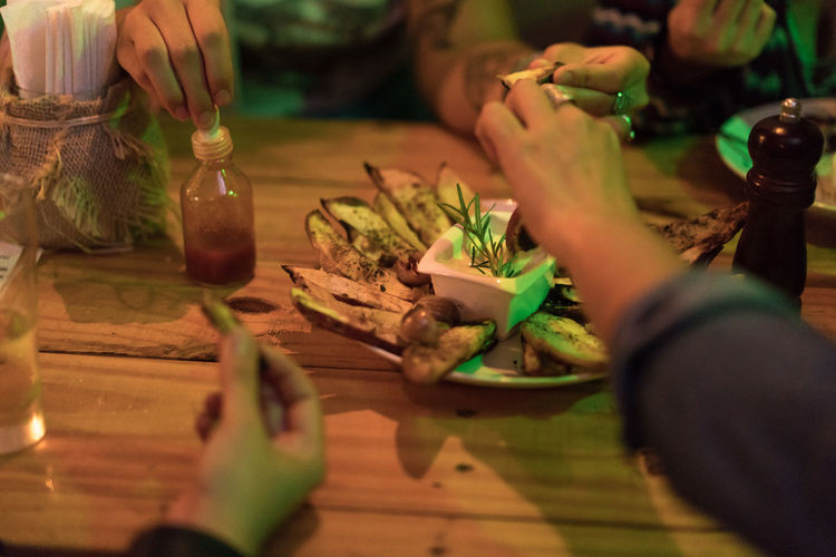 Indoors  Table High Angle View Close-up No People Day Nature Foodphotography Food And Drink EyeEm Market 2017 Pubs Eyeem Market Restaurants Real People Food