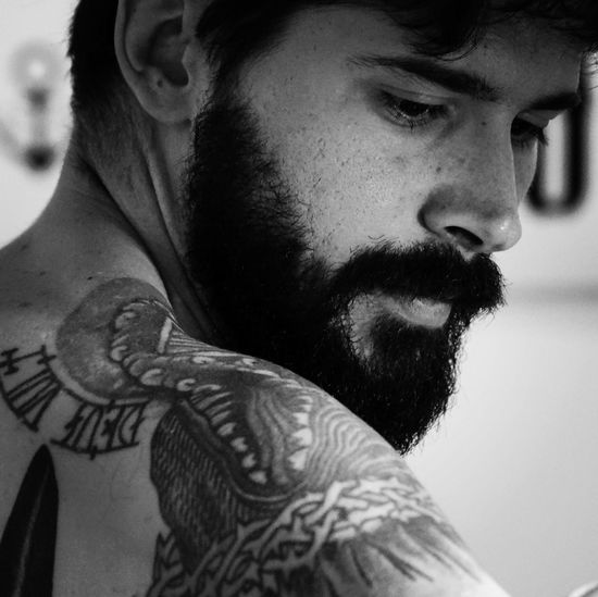 Tattoo Tatoueur Tatouage