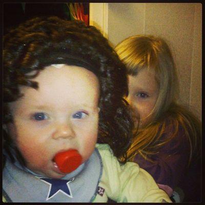 Ibland kan man undra vems barn det är @anderscyborg ?