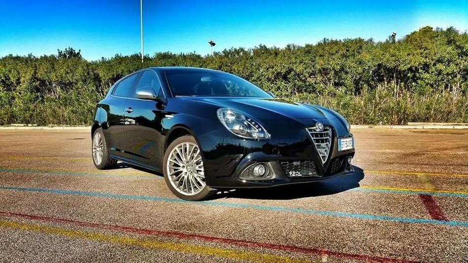 Alfa Romeo Giulietta Portrait Car