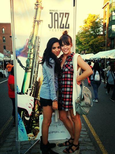 Beantown Jazz Fest with my adorable rooms! Jazzy Baby First Eyeem Photo