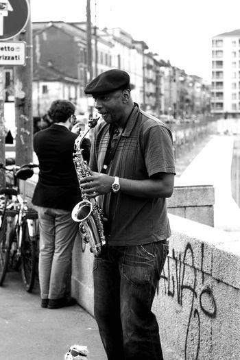 Sax Nuova Darsena Di Milano Milano FOTO BOBO