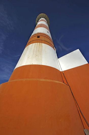 Lighthouse at Morant Point (Jamaica) Historic Lighthouse Light House Morant Point Morant Point, Jamaica Parish: St. Thomas Jamaica Landmark Navigation
