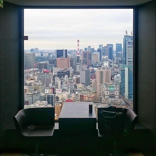 Framed tokyo.