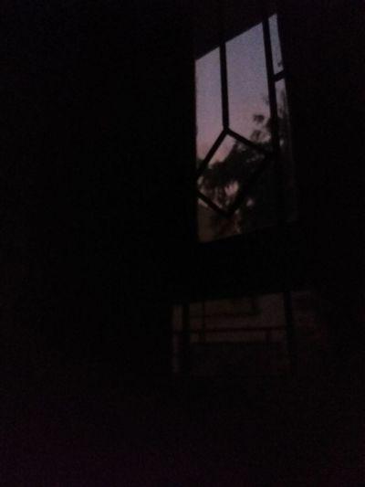 Home Black Background Illuminated Darkroom Light