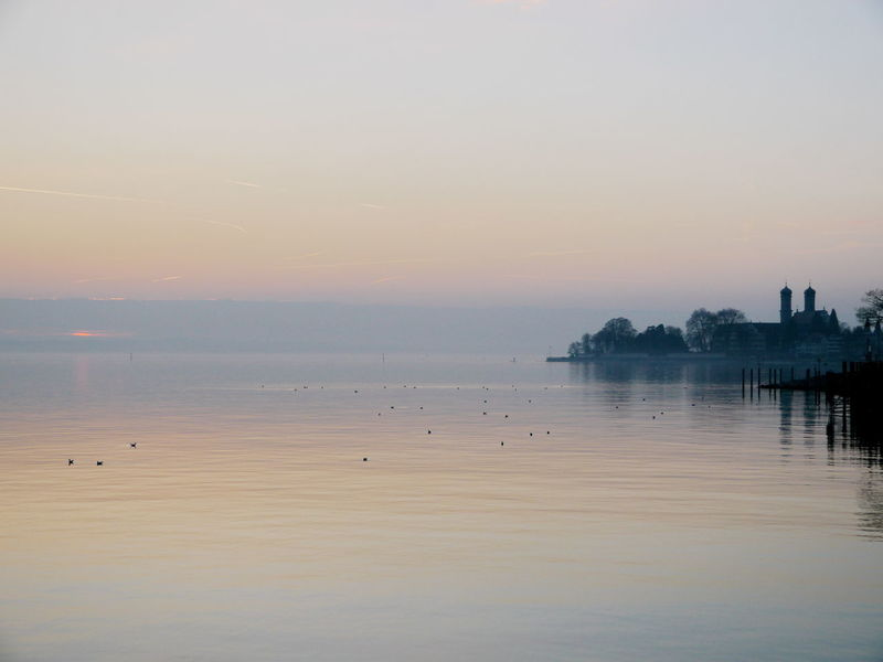 Atmosphere Bodensee Calm Coastline Distant Friedrichshafen Friedrichshafen Am Bodensee Lake Lake Constance Lake View Outdoors Relaxing Moments Rippled Scenics Sea Tranquil Scene Tranquility Vacations Water Waterfront