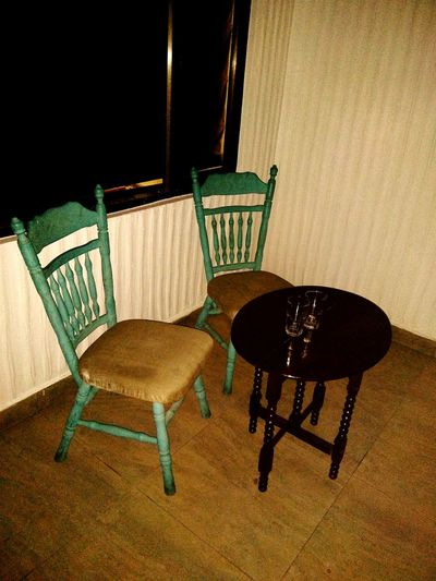 It takes atlesast two chairs to complete a picture Incomplete Without Another. First Eyeem Photo