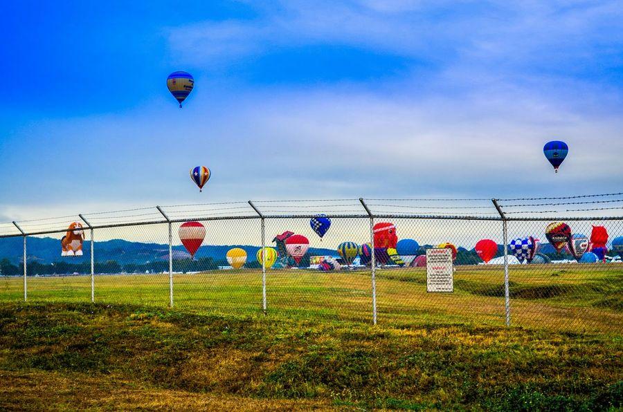 Hot Air Balloons Ilovephilippines Itsmorefuninthephilippines Scenery Dailyphoto Photography