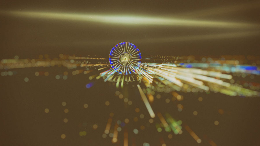 Asia park Danang by night Cities At Night Eyeem Awards 2016 Cities At Night Night Night Photography Night Lights Night View Aerial View View From Above Amusment Park Ferris Wheel Bokeh Bokehlicious Bokeh Lights Feerique Magical Long Exposure Danang Danang, Vietnam Need For Speed The Innovator A Bird's Eye View
