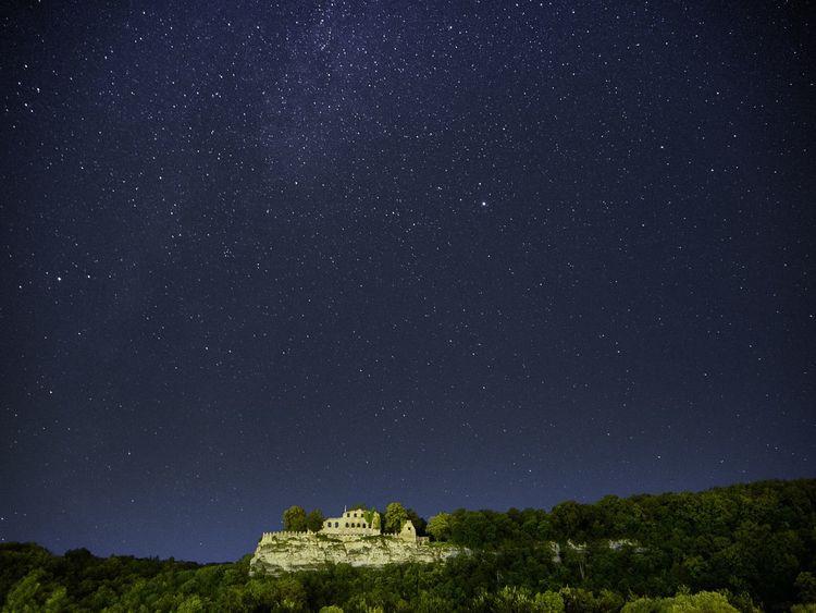 TakeoverContrast Germany🇩🇪 Germany 🇩🇪 Deutschland Castle Karlstadt MSP  Olympus Om-d E-m10 Olympus Night Night Sky Nightshot Stars