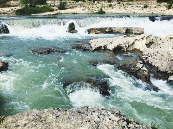 Waterfall Current Cascades Rock Rock - Object Rocky Mountains Water Water_collection Beautiful Beauty In Nature Naturelovers Nature Sun Summer My Commute The Essence Of Summer Nice Atmosphere