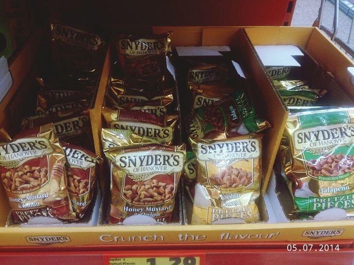 Snacks Food Hannover fantasy company name :-)