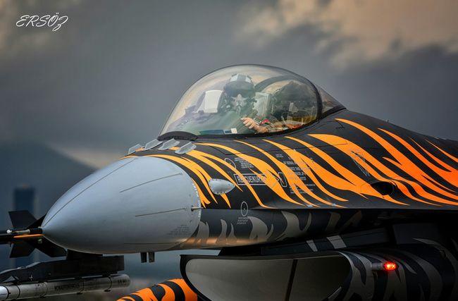 Tiger Meet Turk Hava Kuvvetleri Airforce Military F-16 Turkishairforce F16fightingfalcon