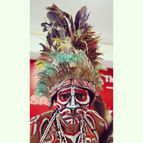 Suku Asmat, one if Indonesian Tribes.. I Love Indonesia <3 Sukuasmat Indonesiancultures Indonesiantribes Asmat indonesia iloveindonesia proudofindonesia