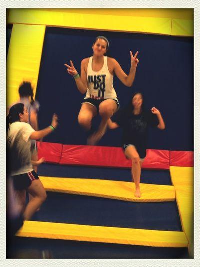 Just Jumping