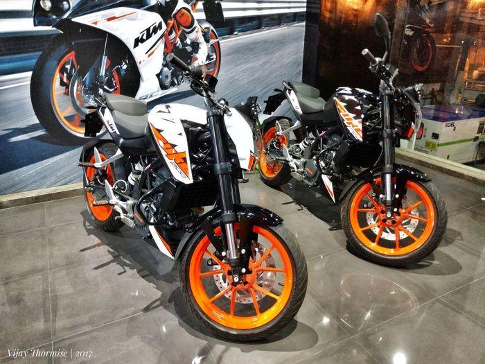 KTM Duke200 Motorcycle New Model