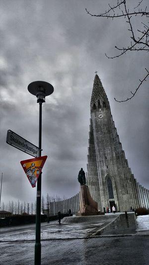 a church or a