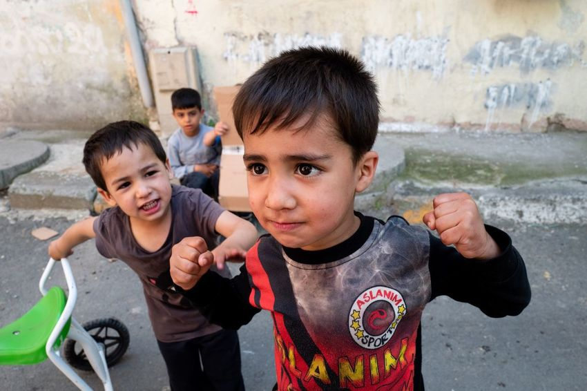 Child Childhood Boys Males  Men Togetherness #urbanana: The Urban Playground Day Real People People