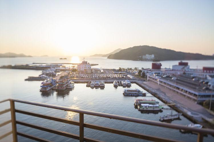 Harbor Toba