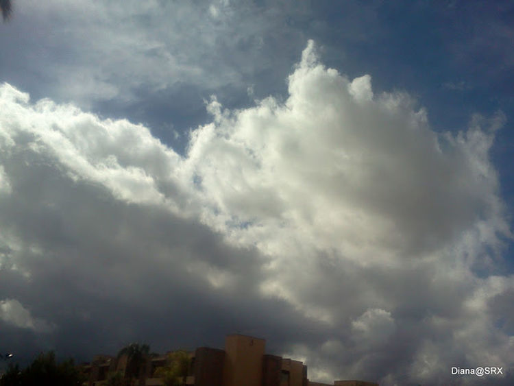 The Purist (no Edit, No Filter) Clouds And Sky Clouds Do U See What I See ? do