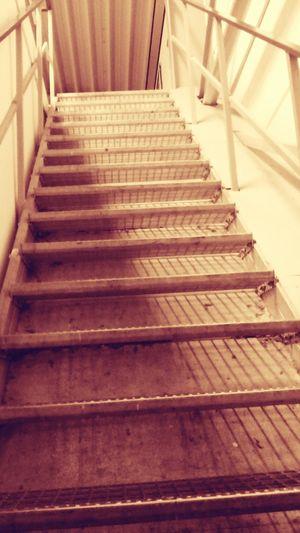 Stairs Vintage