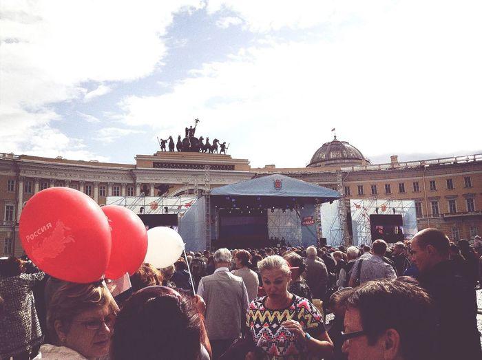 L'one Palace Square Spb деньгосударственногофлага