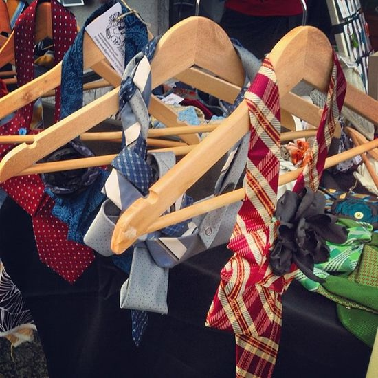 Ties & Whimsy, one of the designers from Undressbrisbane on sale at Brisstyle Indie Markets Brisbane Markets Art Craft Handmade