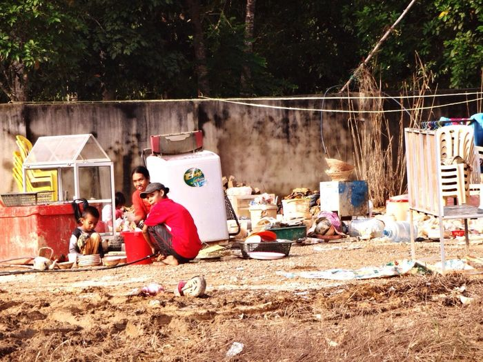 The Human Condition after losing home and hope.. Kelantan Malaysia Qx10