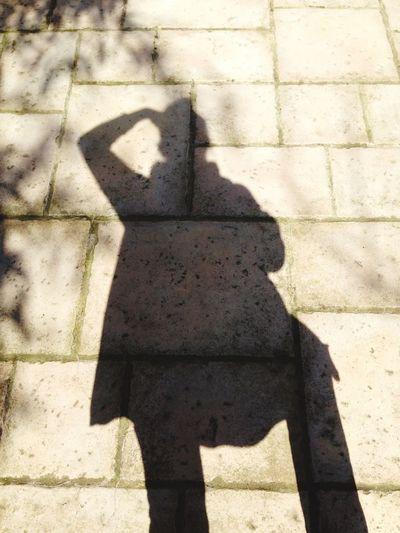 My shadow Light And Shadow Shadow Shadows Spring Sun
