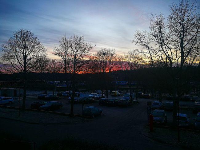 06.12.17, 08:32 📸 Sunrise Sky Landscape Photography Capture Sunny Day Skyporn Stockholm Lovelyview Takenbyme