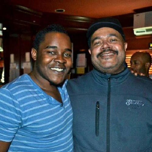 Two Baltimore-native LEGENDS: Dana Hawkins & Dennis Chambers Club347