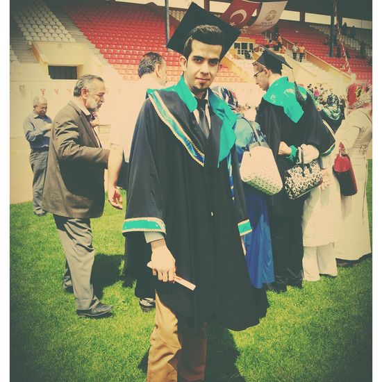 Mezuniyet Mezuniyet Töreni Student Selfie :)