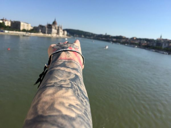 Panorama EEA3 - Budapest The Global EyeEm Adventure - Budapest Taking Photos Enjoying Life Tattoo IPhoneography The Purist (no Edit, No Filter) The Global EyeEm Adventure I Love My City Seeing The Sights Tattoo Life