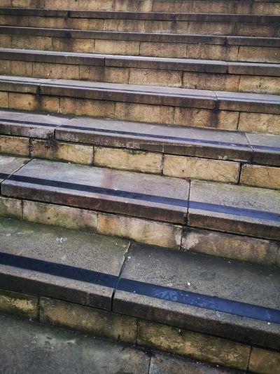 Worn steps Steps Steps And Staircases Worn Out Dirty EyeEm Gallery Urbanphotography Urban Street Streetphotography Street Photography Full Frame Pattern Close-up