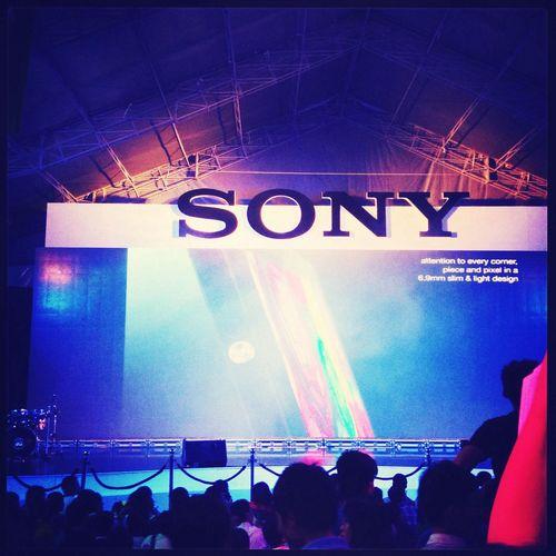 Sony show❗️