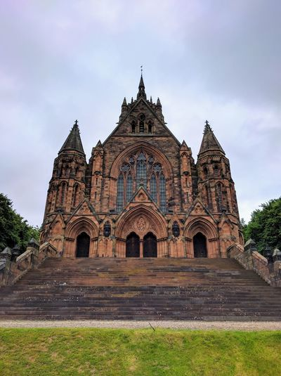 Coats memirial chuch in paisley, scotland. Sommergefühle