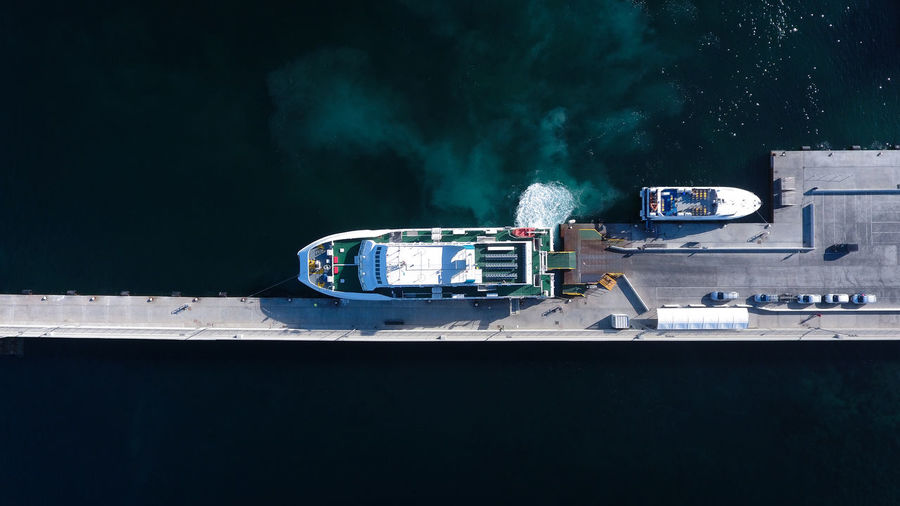Drone  Ferry