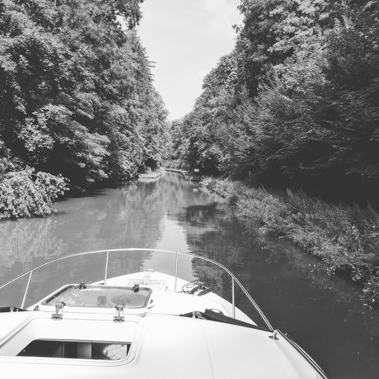 #boat #charter #river #france #Charter Water Nautical Vessel Tree Lake Sky Boat