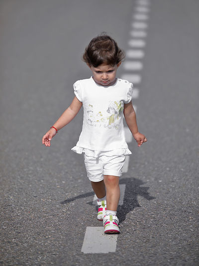 walking girl Going Walking Girl Small Young Young Girl LINE Road Way White Low Section Child Full Length Childhood Girls Portrait Sock Front View Baby Standing Babyhood One Baby Girl Only Footwear White Line Street Scene A New Beginning 2018 In One Photograph My Best Photo 17.62° International Women's Day 2019 Moms & Dads Streetwise Photography The Art Of Street Photography Exploring Fun The Portraitist - 2019 EyeEm Awards